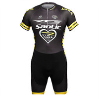 Wholesale Hot selling male Pro team summer cycling skinsuit Short Sleeve Jersey cycling Tights ciclismo maillot biker jumpsuits Cycling skinsuit