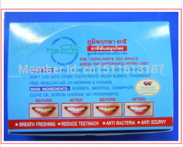 Wholesale PRIM PERFECT Natural Herbal Toothpaste Anti Bacteria Bad Breath Decay
