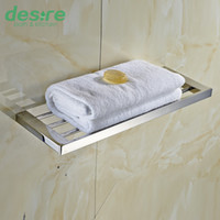 Wholesale Stainless Steel Polished Finish Towel Rack Towel Bar Bathroom Accessories L1401