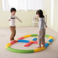 kids indoor play equipment - Kids Fun Play Indoor amp Outdoor Balance Training Sensory Integration Equipment Team Game Set