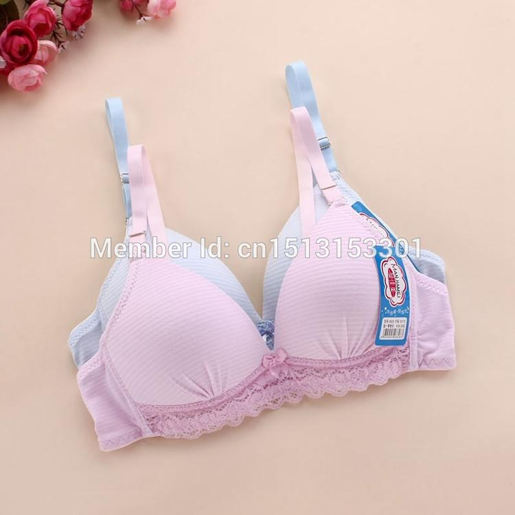 Wholesale Quality Kids Lace Training Bra Beautiful Child Bra ...