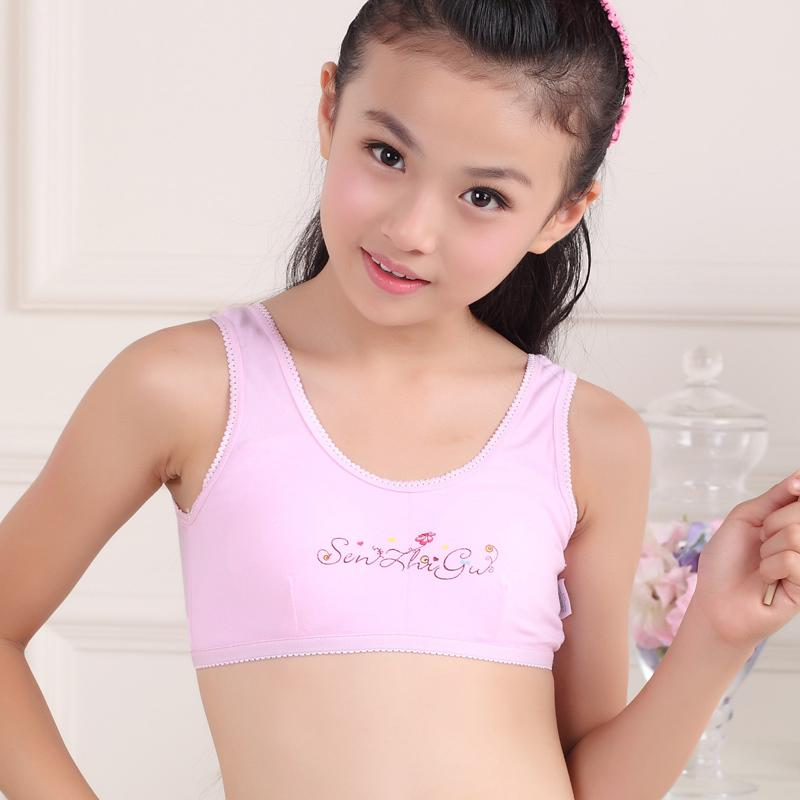 Wholesale-Cotton Training Bras for Young Girls 8-16 Years Old ...
