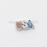 Wholesale USA Floating lockets charm Fit floating charm lockets FC0271