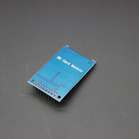 arduino sd write - Reading and writing module for arduino SD Card Module Slot Socket Reader ARM MCU