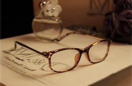 Vidrios del caminante en venta-Mayor-Manera Hombres Mujeres inconformista retro clásico del diseñador de Eyewear vidrios claros de la lente del espejo del llano del empollón del friki Wayfarer Gafas