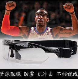 Wholesale hot sell Amare stoudemire basketball glasses football outside sport goggles breathable anti fog myopia