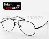 best spectacle frames - New Arrival Best Selling Aviatoor Metal Full Flexible Bridge amp Temple Optical Eyeglasses Glasses Frame Spectacles oculos de