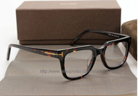 Wholesale TF Designer Eyeglasses Frames TF frame glasses Fashion eye glasses Men Women computer radiation eye glasses oculos de grau