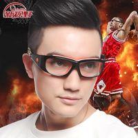 basketball sports goggles - new brand Basketball glasses outside sport football goggles pc lens tennis ball basketball mirror frame