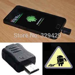 Wholesale Fix Unbrick Download Mode Micro USB Dongle Jig for Samsung Galaxy Android Smartphone S4 S3 S2 S Note T1106 P