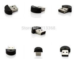 Wholesale Adapter smallest bluetooth adapter V2 EDR USB Dongle m PC Laptop Bluetooth USB Dongle Best Selling