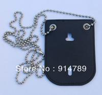 badge hanger - OFFICER STYLE BADGE CLIP NECK HANGER COMBO W CHAIN