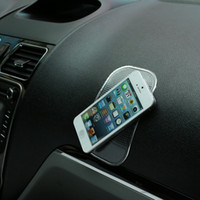 apple cooling pad - Cool Gadgets Accessories Sticky phone Pad Dashboard Anti Slip Mat mount Holder for Apple iPhone s s mobile GPS