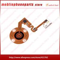 audio flex circuit - White Headphone Audio Jack amp Click Wheel Flex Cable Circuit Spare Parts Replacement For iPod Nano nd Gen