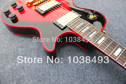 Wholesale Manufacturer to produce the best Lp guitar custom order EMS free delivery package for postage