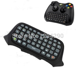 Wholesale Free Shpping Hotsale Live Messenger Keyboard Keypad Chatpad for Microsoft XBOX Controller A1760 Pni