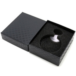 Wholesale-Black Pocket Watch Box Gift Case Watch Gift Boxes WB08