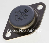 Wholesale N2955 MJ2955 T0 P A V power transistor pairs tube