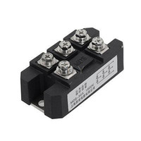 ac rectifier circuit - AC V A Terminals Circuit Diode Rectifier Module Transistor Semiconductor