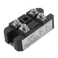 ac rectifier circuit - AC V A Terminals Circuit Rectifier Module Transistor Semiconductor