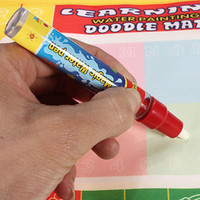 baby painting games - Baby Toys Water Drawing Painting Writing Mat Board amp Magic Pens Doodle Mat Games