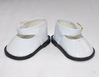 ballet shoes for dolls - factory price Environmental protection quot INCH DOLL SHOES for AMERICAN GIRL black white yellow red ballet