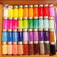 Wholesale bottle MM HIGHGRADE hama beads perler beads variety of colors foodgrade hama fuse beads