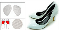 silicone insole foot care - pairs silicone insoles for shoes sports dance wedding high heels wedges platform pumps sandals women foot care