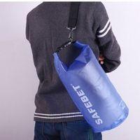 Wholesale L New Arrivals travel Portable Outdoor Waterproof Diving Bag Dry bags Rafting bag large organizer Rafting bags