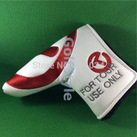 Wholesale FOR TOUR USE ONLY golf putter headcover circle T