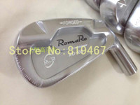 Wholesale golf clubs Authentic Romaro RD forged irons head P Soft golf irons head