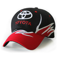 Wholesale New Motorcycle Sports Drop Shipping F1 Racing Car Solid For Women And Men Toyota Motorsport Baseball Cap Hat