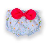 Wholesale novelty baby cotton shorts cartoon pattern infant panties casual unisex toddler underwear high street