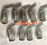 Cheap Wholesale-2015 original golf heads authentic golf clubs Apex Pro forged golf irons heads (3 4 5 6 7 8 9 P A) real golf clubs irons head