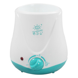 Wholesale Car Home Warm Milk Baby Milk Bottle Warmer Temperature Insulation Bottle Safety Anti dry HB003 Rechargeable Heater