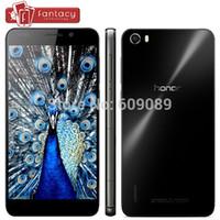 Al por mayor-original <b>Huawei</b> Honor 6 Plus Kirin 920 Octa Core 1.7GHz 4G LTE FDD 3GB RAM 5Inch FHD 1920x1080P 13MP Android 4.4 Dual SIM de teléfono