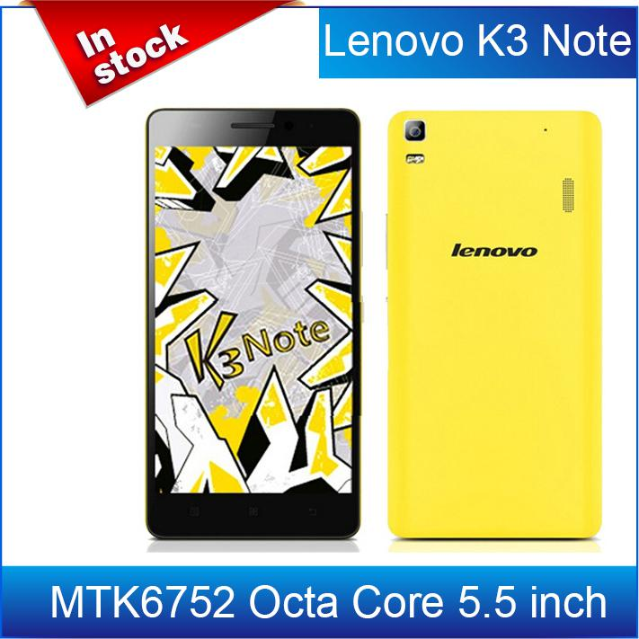 buy lenovo k3 note octa core dual sim 4g lte 5 5 inch 1080p phablet android 5 0 2gb ram