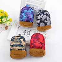 backpack purse pattern - x Cute Camouflage Backpack Pattern Mini Zipper Coin Purse Printed Small Wallet Case Keys Storage Bag