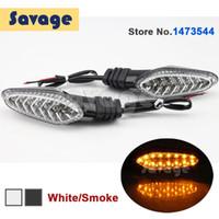 Wholesale Motorcycle LED Turning Signal Indicator Light For DUCATI Monster S EVO