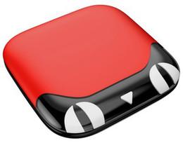 Definición entorno en venta-Al por mayor-definición de la red de TV set-top boxes sub cuadro de wifi reproductor de disco duro blanco de alta definición tv box disco duro reproductor wifi