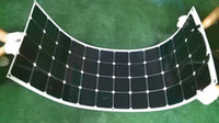 flexible solar panel - flexible solar panel w solar panel w flexible for marine boat sunpower solar cell