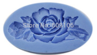 baking pottery - retal plum blossom clay pottery mould handmade soap silicone cake mold baking molds8 cm