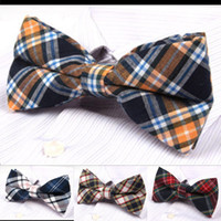 Wholesale classic British style Butterfly Cravat Bowtie Butterflies cm Formal Commercial Marriage Bow Ties For Men