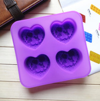 angels soap - Long term supply silicone molds Soap mold cute little angel with heart shaped mold thicker section