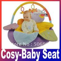 Wholesale In stock purple sheep ELC Blossom Farm Sit Me Up Cosy Baby Seat Play MatPlay Nest Sofa Baby game pad rita yib s