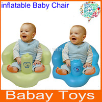 bath bench - New Inflatable Baby Chair Child bath Sofa seat stool school benches learn For Children s Toy Mom s good helper Free