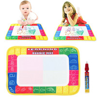 Wholesale Painting Drawing Water Pen Magic Doodle Aquadoodle Mat Board For Kid Toy Gift Y berna