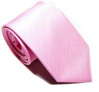 Mayorista de Bandas de Mens rosa Lazos de la moda de la Corbata de lazo de Tejido Clásico Hombre de Corbata 10pcs/mucha-447H