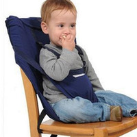 Wholesale Baby chairs with package Chair Seat Baby SaftyChair Seat Portable Travel Dinning Chair s Package six colors