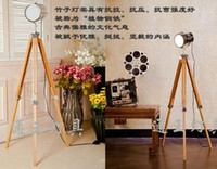 american furnishings - Hot selling High End Fashion Home Decoration European American Markor Furnishings Tripod Floor Lamp Searchlight
